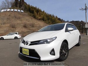 Used 2013 TOYOTA AURIS BH933578 for Sale
