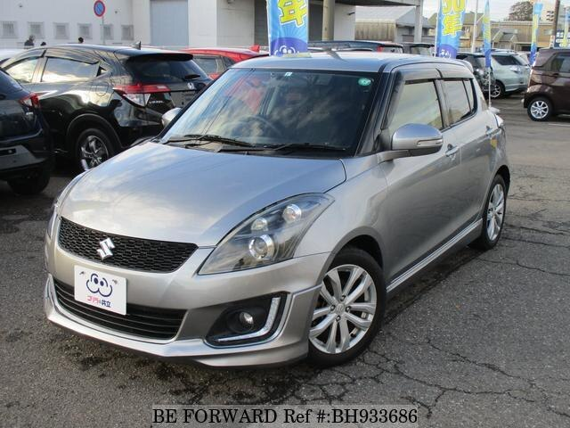 Used 2015 SUZUKI SWIFT BH933686 for Sale