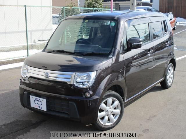 Used 2012 SUZUKI MR WAGON BH933693 for Sale