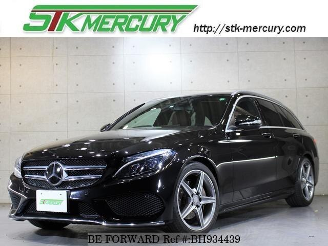 Used 2015 MERCEDES-BENZ C-CLASS BH934439 for Sale