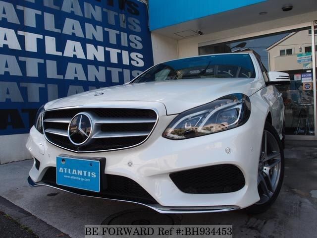 Used 2016 MERCEDES-BENZ E-CLASS BH934453 for Sale