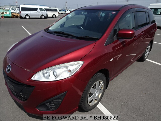 Used 2012 MAZDA PREMACY BH935522 for Sale