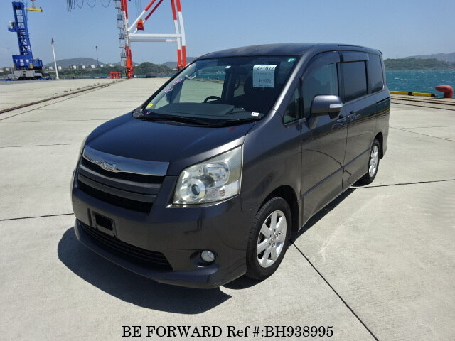 Used 2007 TOYOTA NOAH BH938995 for Sale