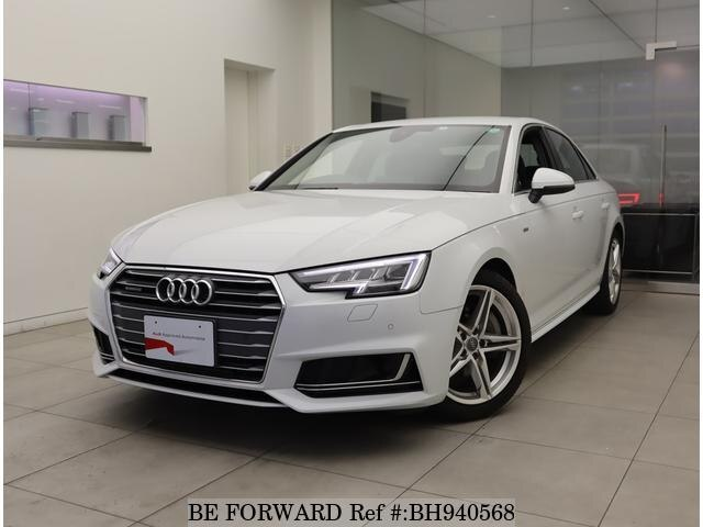 Used 2016 AUDI A4 BH940568 for Sale