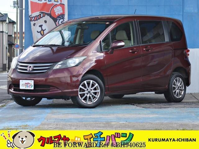 Used 2010 HONDA FREED BH940625 for Sale