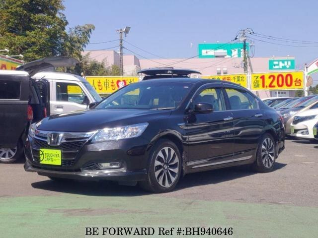 Used 2014 HONDA ACCORD HYBRID BH940646 for Sale