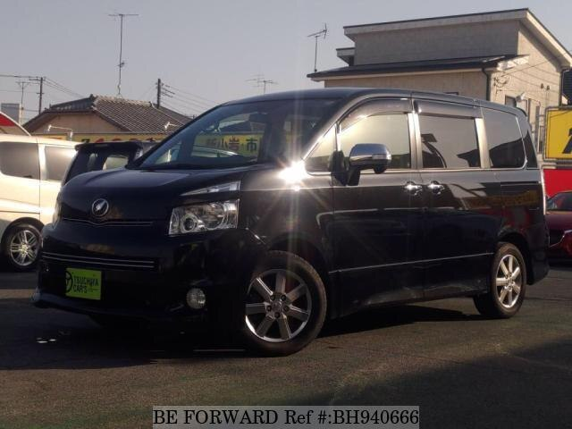 Used 2010 TOYOTA VOXY BH940666 for Sale