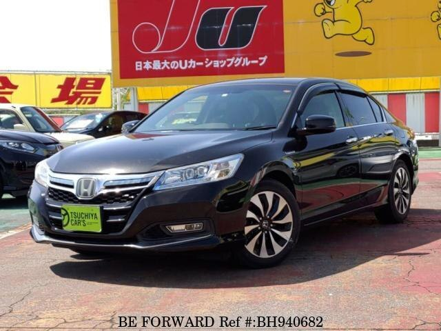 Used 2014 HONDA ACCORD HYBRID BH940682 for Sale