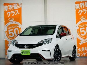 Used 2016 NISSAN NOTE BH940748 for Sale