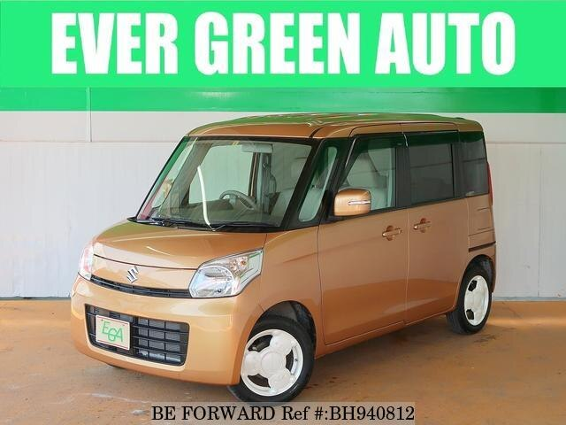 Used 2013 SUZUKI SPACIA BH940812 for Sale