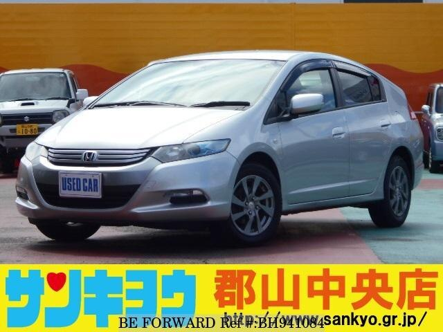 Used 2009 HONDA INSIGHT BH941084 for Sale