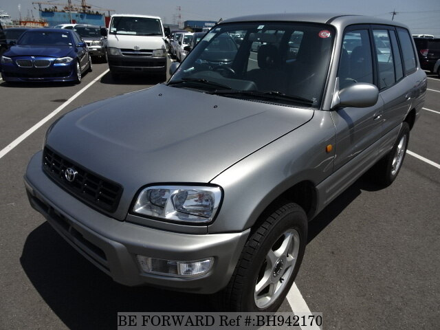 Used 2000 TOYOTA RAV4 BH942170 for Sale