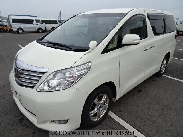 Used 2010 TOYOTA ALPHARD BH942528 for Sale
