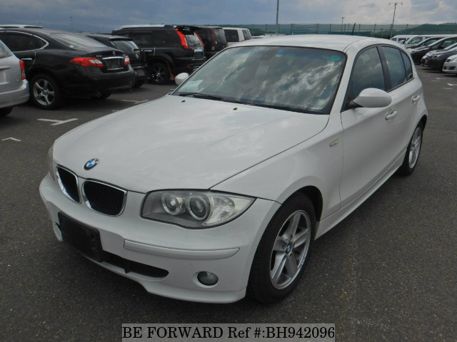 Used 2007 BMW 1 SERIES BH942096 for Sale