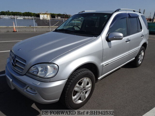 Used 2005 MERCEDES-BENZ M-CLASS BH942532 for Sale
