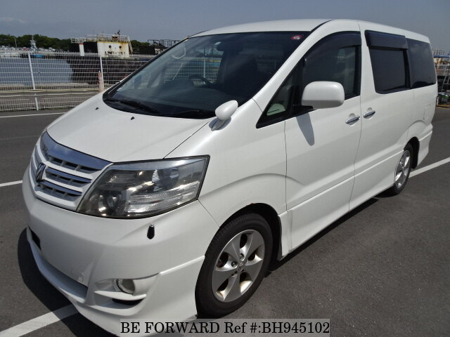 Used 2005 TOYOTA ALPHARD BH945102 for Sale