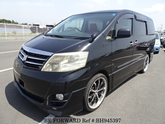 Used 2008 TOYOTA ALPHARD BH945397 for Sale