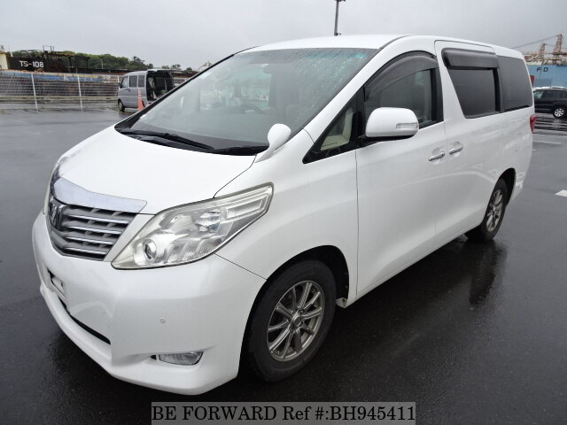 Used 2010 TOYOTA ALPHARD BH945411 for Sale