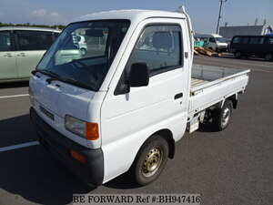 Used 1996 SUZUKI CARRY TRUCK BH947416 for Sale