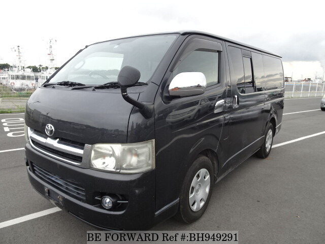 Used 2006 TOYOTA HIACE VAN BH949291 for Sale
