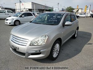Used 2010 NISSAN DUALIS BH948950 for Sale