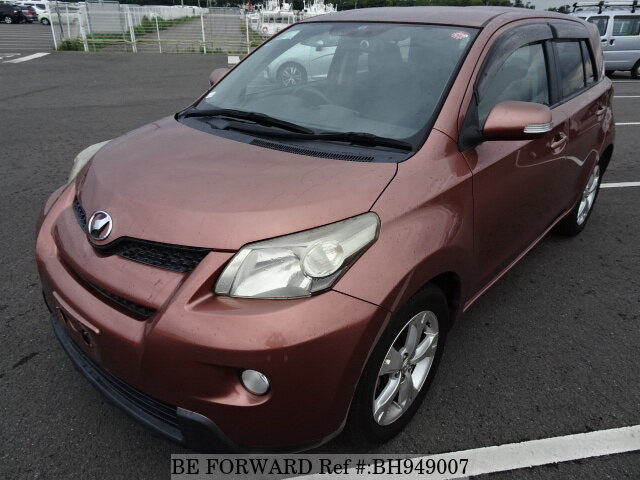 Used 2008 TOYOTA IST BH949007 for Sale