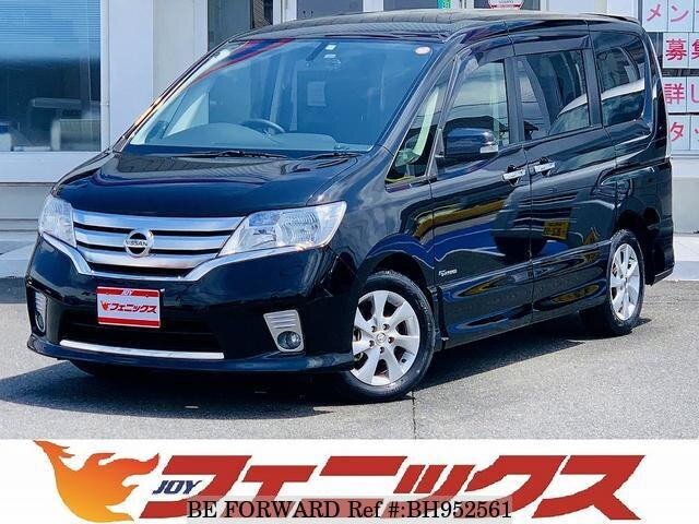 Used 2013 NISSAN SERENA BH952561 for Sale