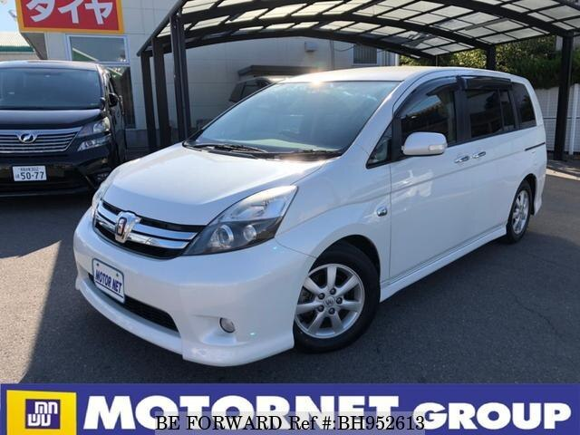 Used 2012 TOYOTA ISIS BH952613 for Sale