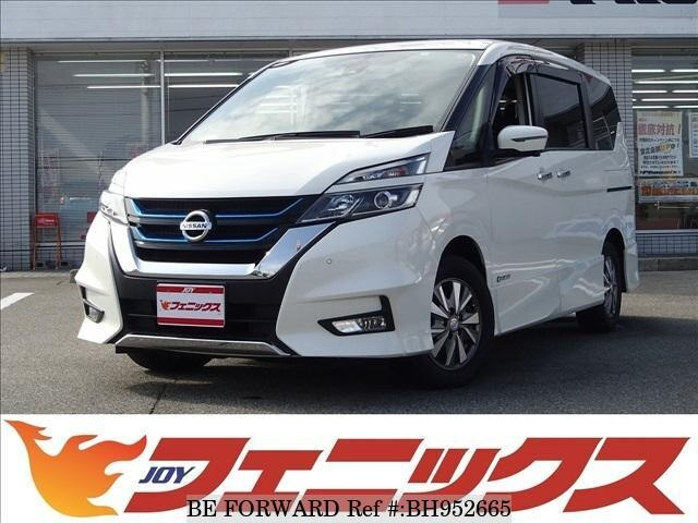 Used 2019 NISSAN SERENA BH952665 for Sale
