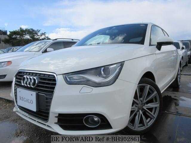 Used 2011 AUDI A1 BH952861 for Sale