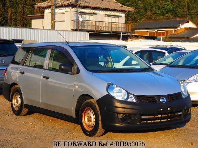 Used 2010 NISSAN AD VAN BH953075 for Sale