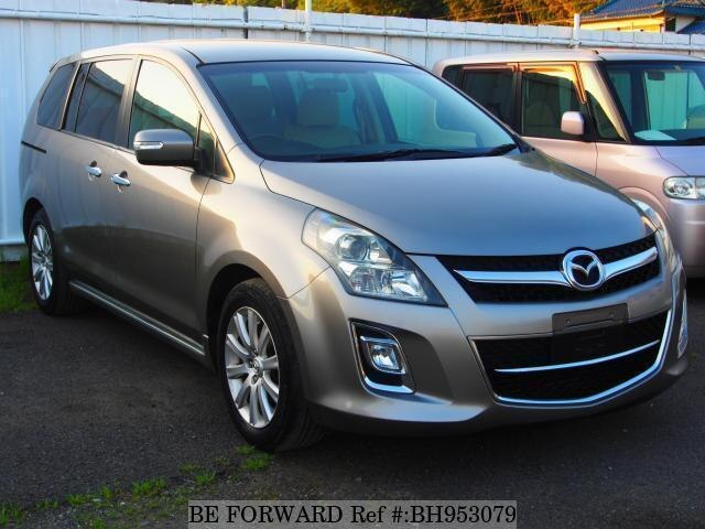 Used 2008 MAZDA MPV BH953079 for Sale