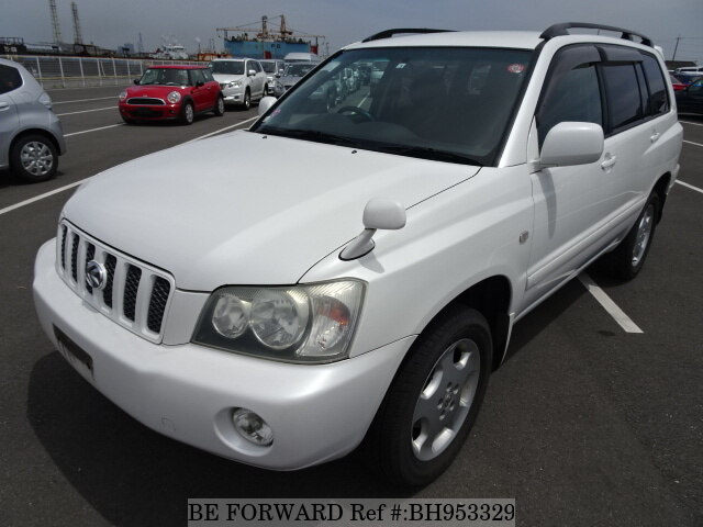 Used 2002 TOYOTA KLUGER BH953329 for Sale