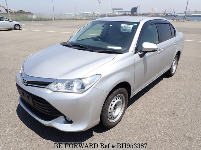 Used 2016 TOYOTA COROLLA AXIO BH953387 for Sale