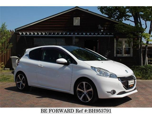 Used 2012 PEUGEOT 208 BH953791 for Sale