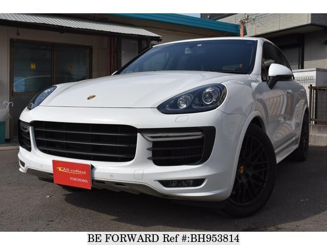 Used 2015 PORSCHE CAYENNE BH953814 for Sale