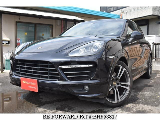 Used 2012 PORSCHE CAYENNE BH953817 for Sale