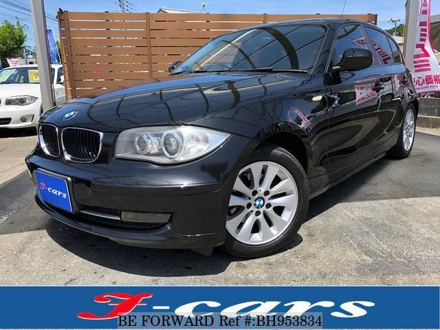 Used 2010 BMW 1 SERIES BH953834 for Sale