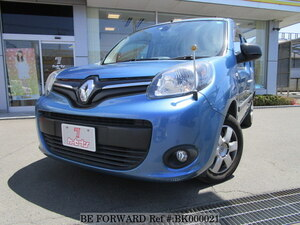 Used 2014 RENAULT KANGOO BK000021 for Sale