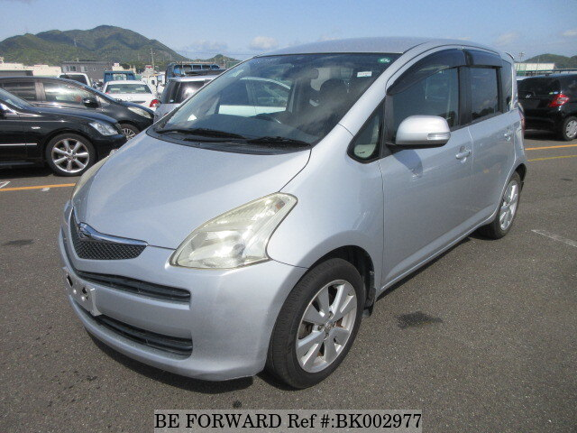 Used 2006 TOYOTA RACTIS BK002977 for Sale