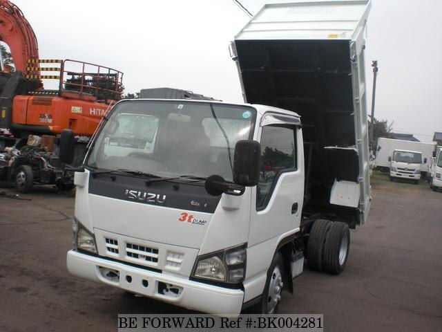 Used 2006 ISUZU ELF TRUCK BK004281 for Sale