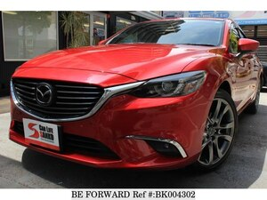 Used 2016 MAZDA ATENZA BK004302 for Sale