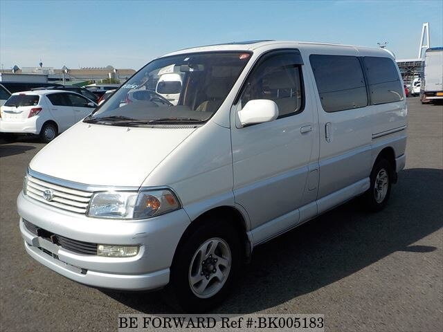 Used 1998 TOYOTA REGIUS WAGON BK005183 for Sale