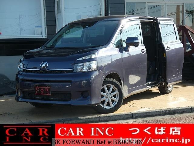 Used 2011 TOYOTA VOXY BK005446 for Sale