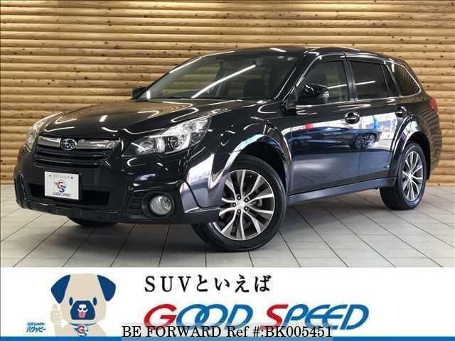 Used 2012 SUBARU OUTBACK BK005451 for Sale