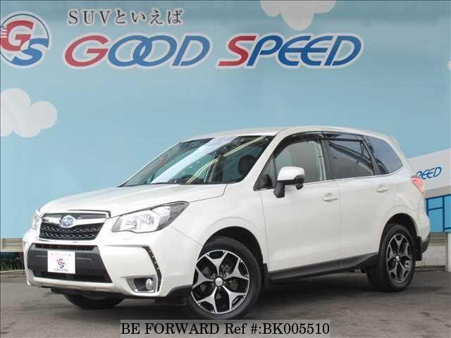 Used 2015 SUBARU FORESTER BK005510 for Sale