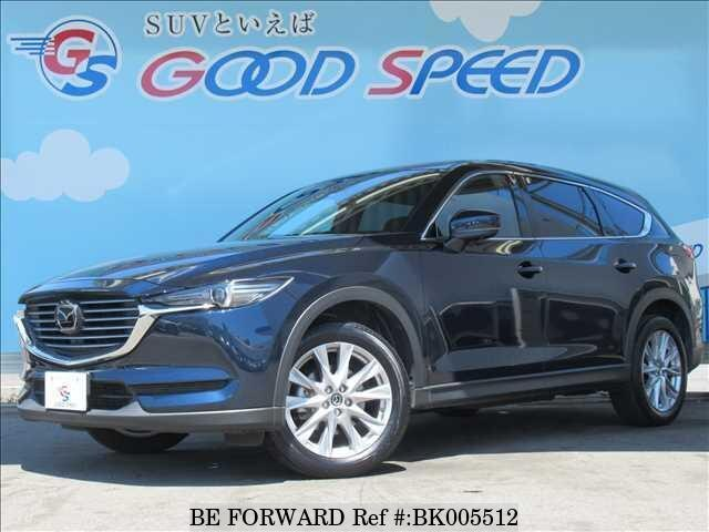 Used 2018 MAZDA CX-8 BK005512 for Sale