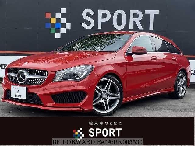 Used 2016 MERCEDES-BENZ CLA-CLASS BK005530 for Sale