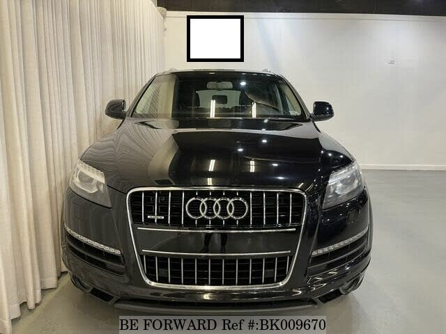 Used 2014 AUDI Q7 BK009670 for Sale