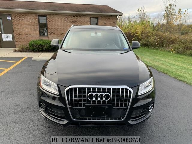 Used 2014 AUDI Q5 BK009673 for Sale
